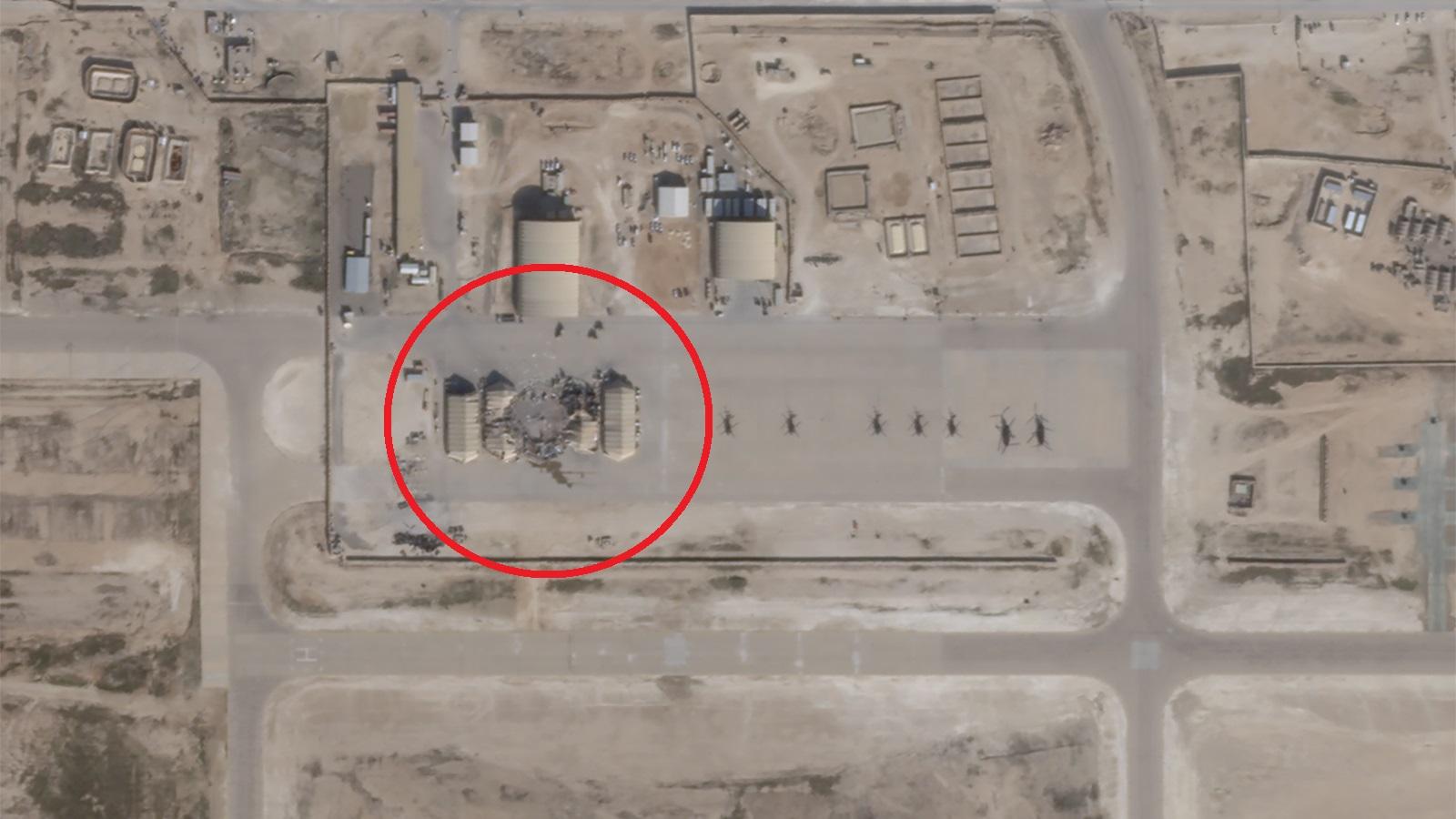 عاجل ايران تقصف قاعدتين في العراق يوجد بها جنود امريكيين واستنفار كبير في اسرائيل  - صفحة 3 7ace050b-6c9a-45f2-b3cb-532d5c85f252
