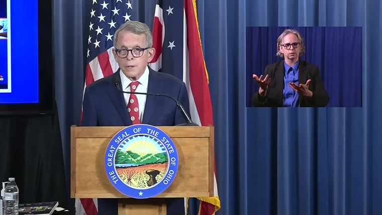Office of Gov DeWine