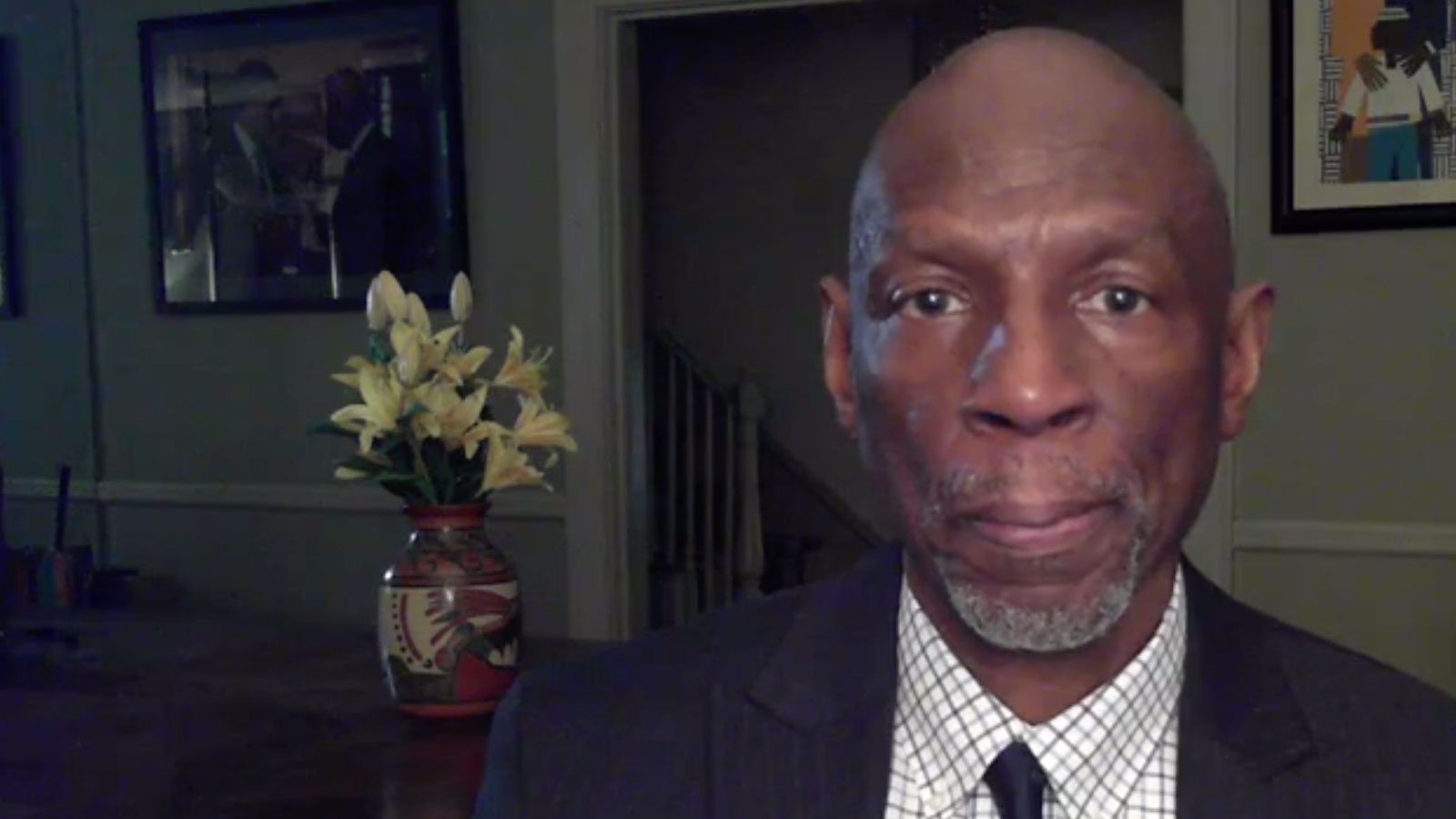 Geoffrey Canada, president of Harlem Children's Zone.