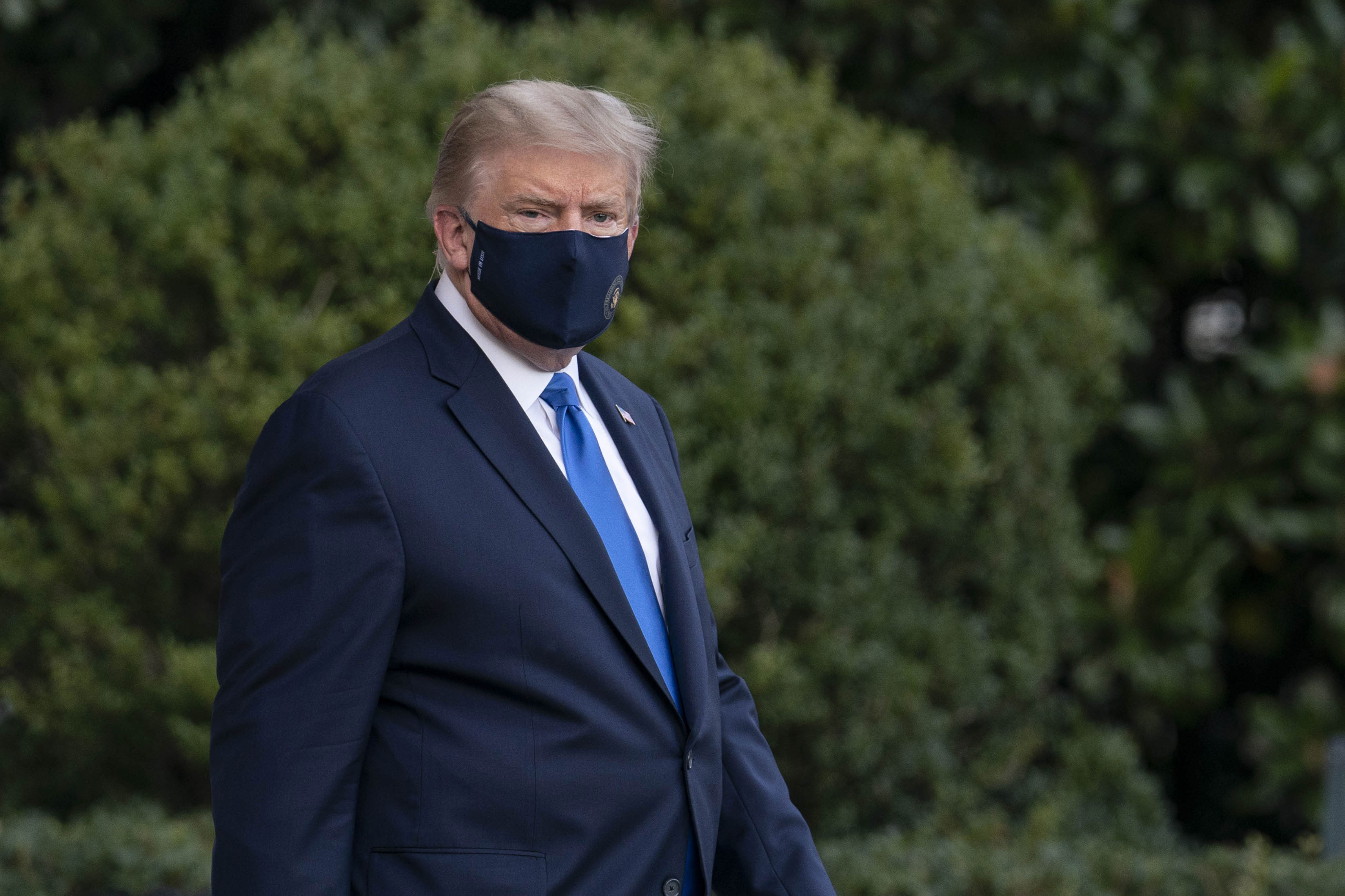 The latest on Trump's Covid-19 diagnosis