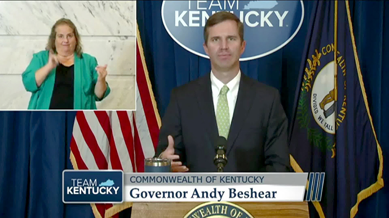Kentucky Governor's office