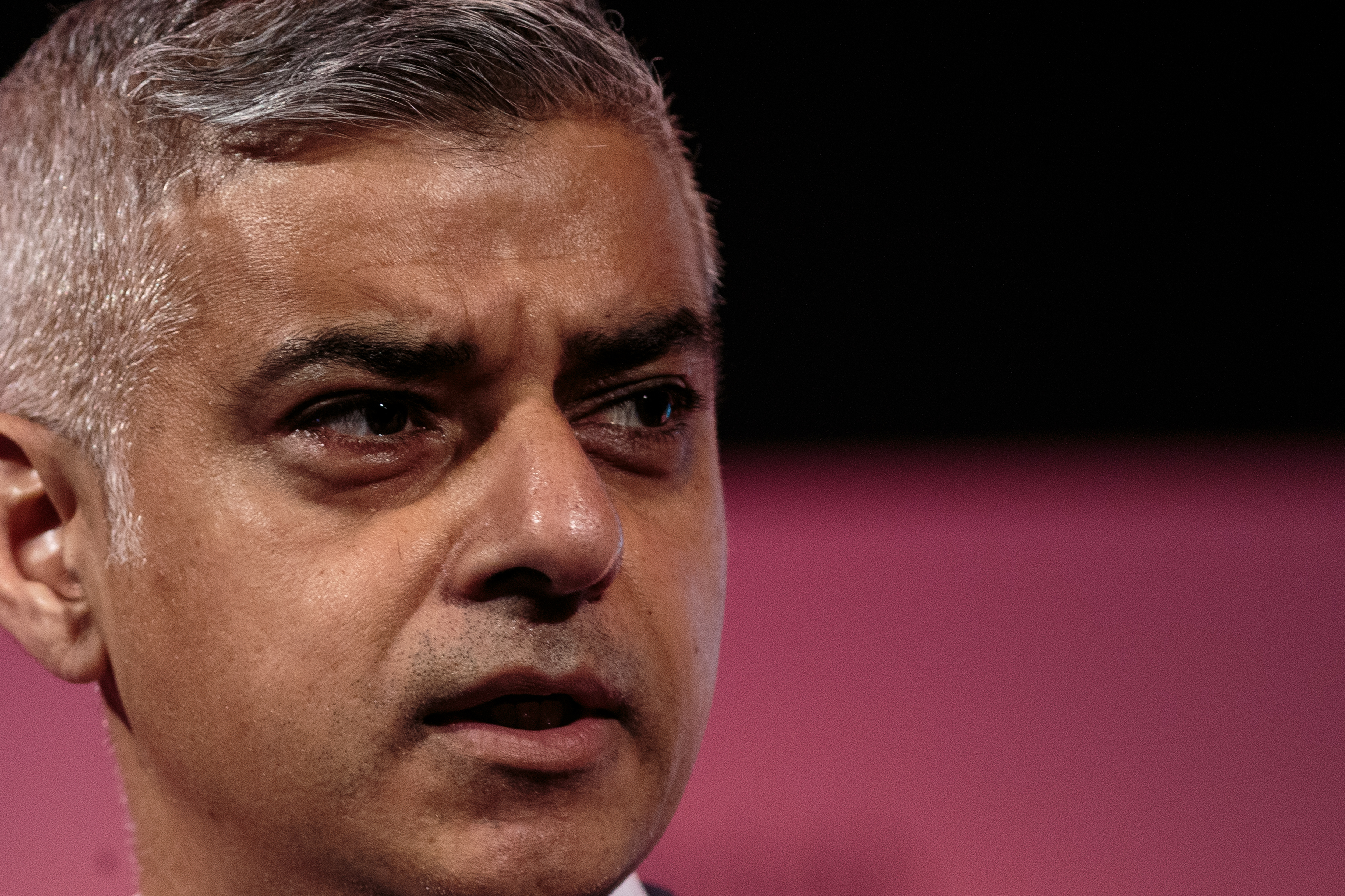 """Mayor of London Sadiq Khan urged MPs to """"grasp this opportunity with both hands."""""""