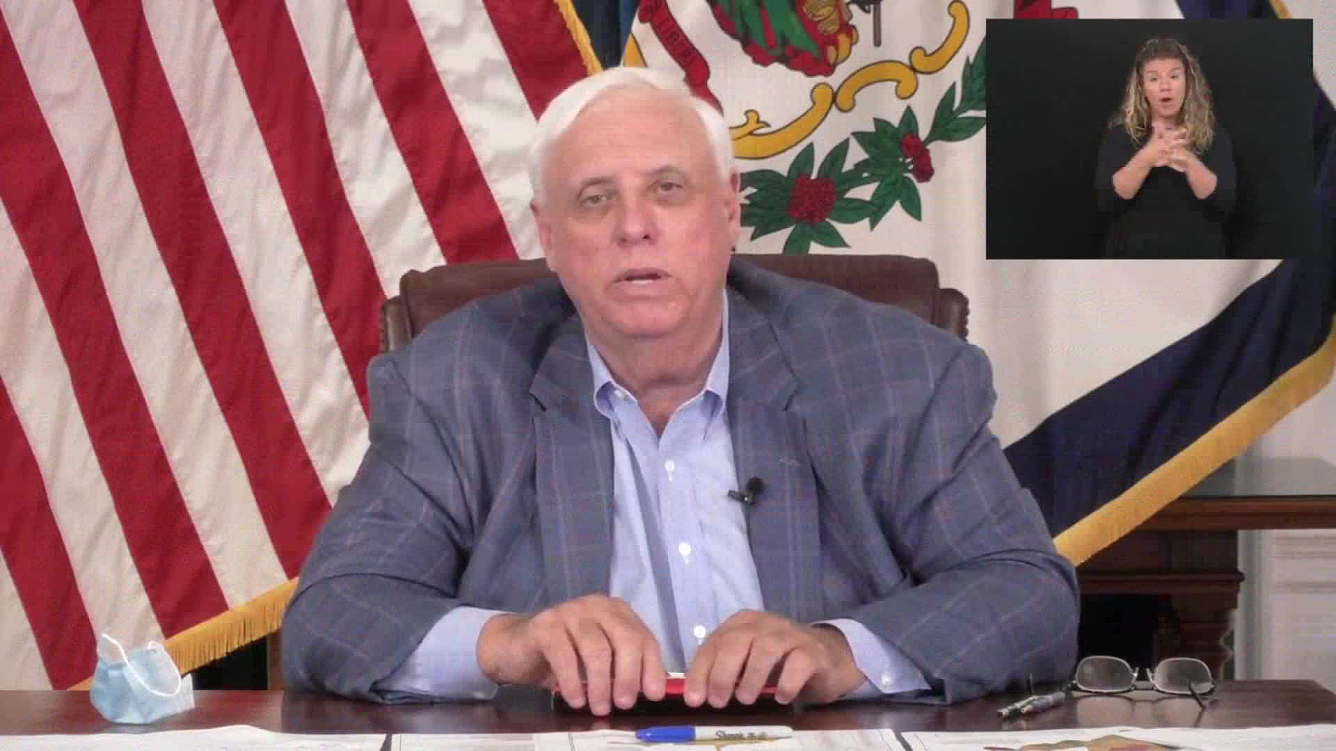 Gov. Jim Justice's Office/TV Everywhere