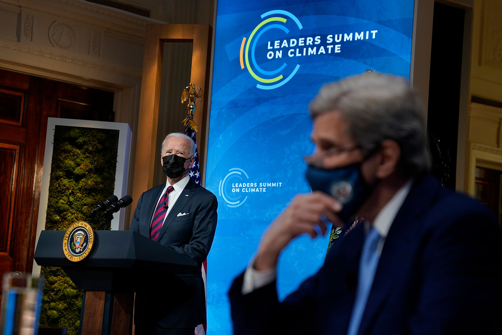 Key things to know about Biden's pledge today on cutting US carbon emissions
