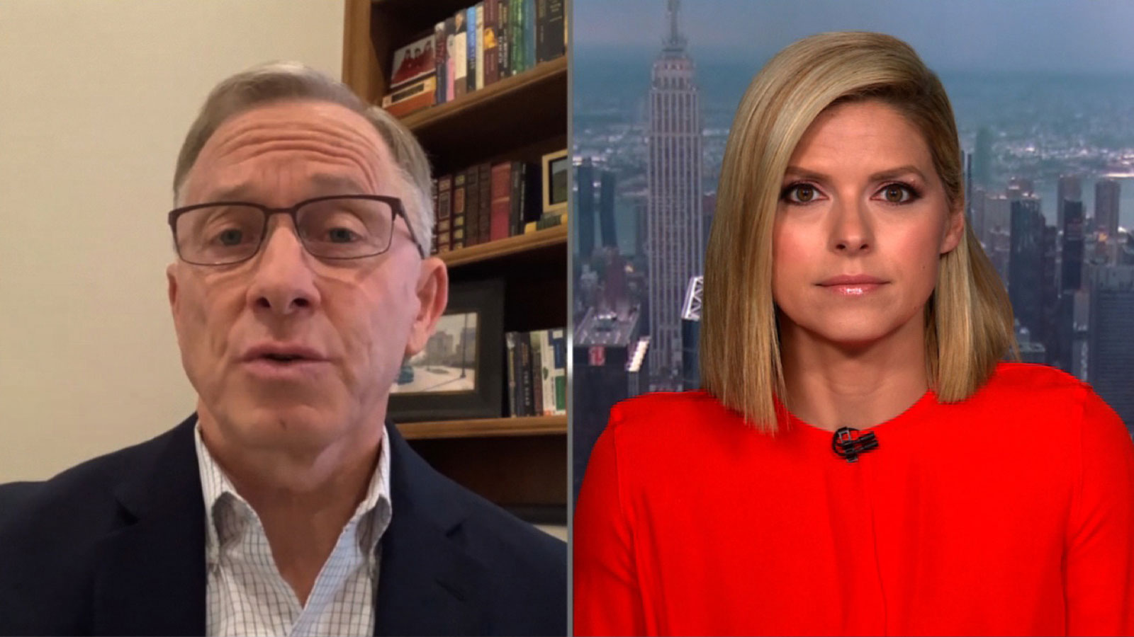 Mesa, Arizona Mayor John Giles speaks with CNN's Kate Bolduan on July 1.