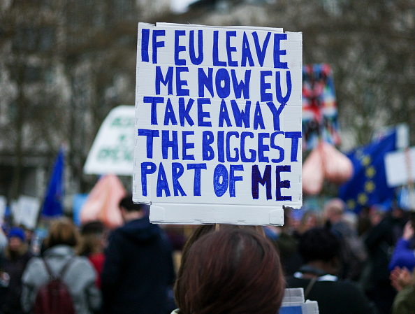 """If EU leave me now EU take away the biggest part of me"""