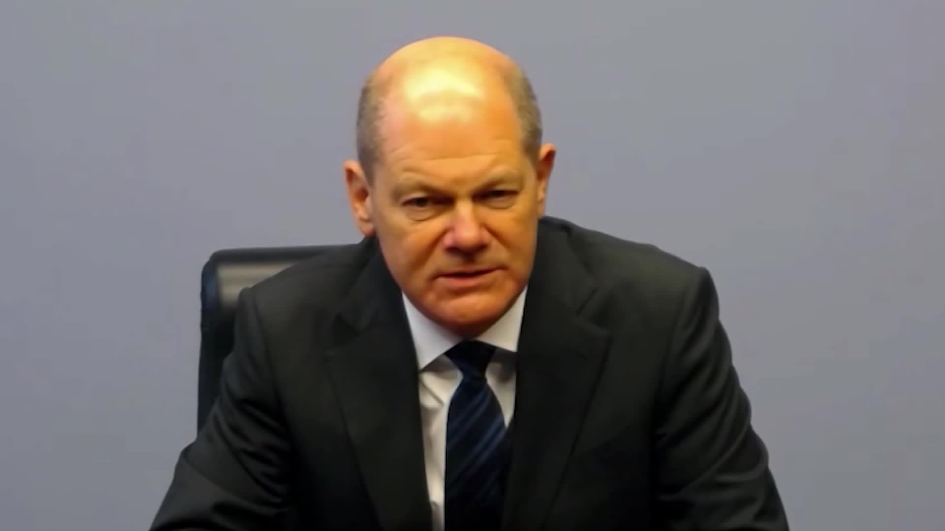 German Finance MinisterOlaf Scholz