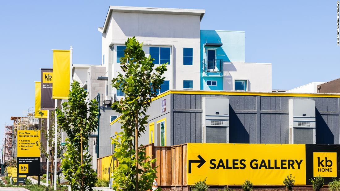 Homebuilders celebrate bullish housing reports