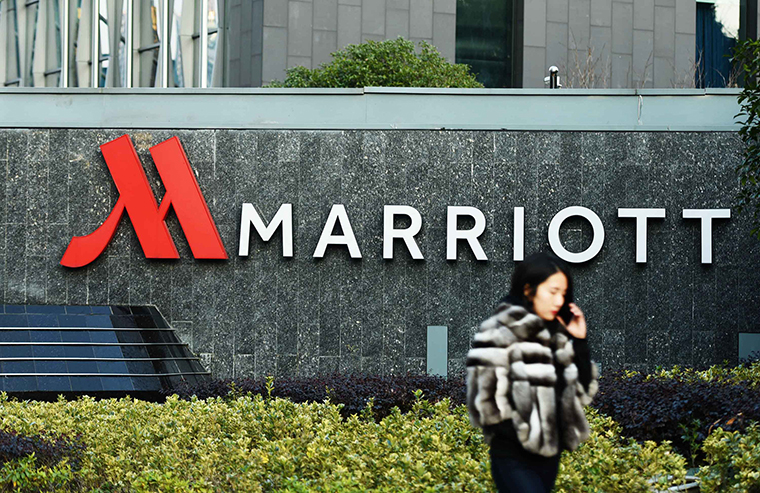Marriott International, the world's largest hotel chain, announced it had begun furloughing some of its 130,000 employees.