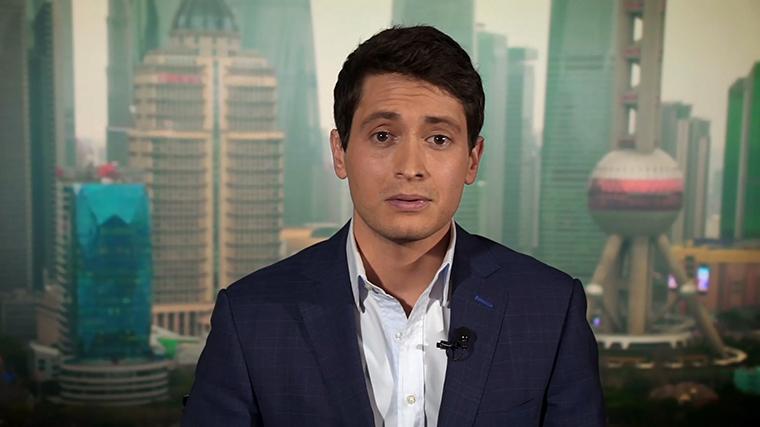 CNN Correspondent David Culver,