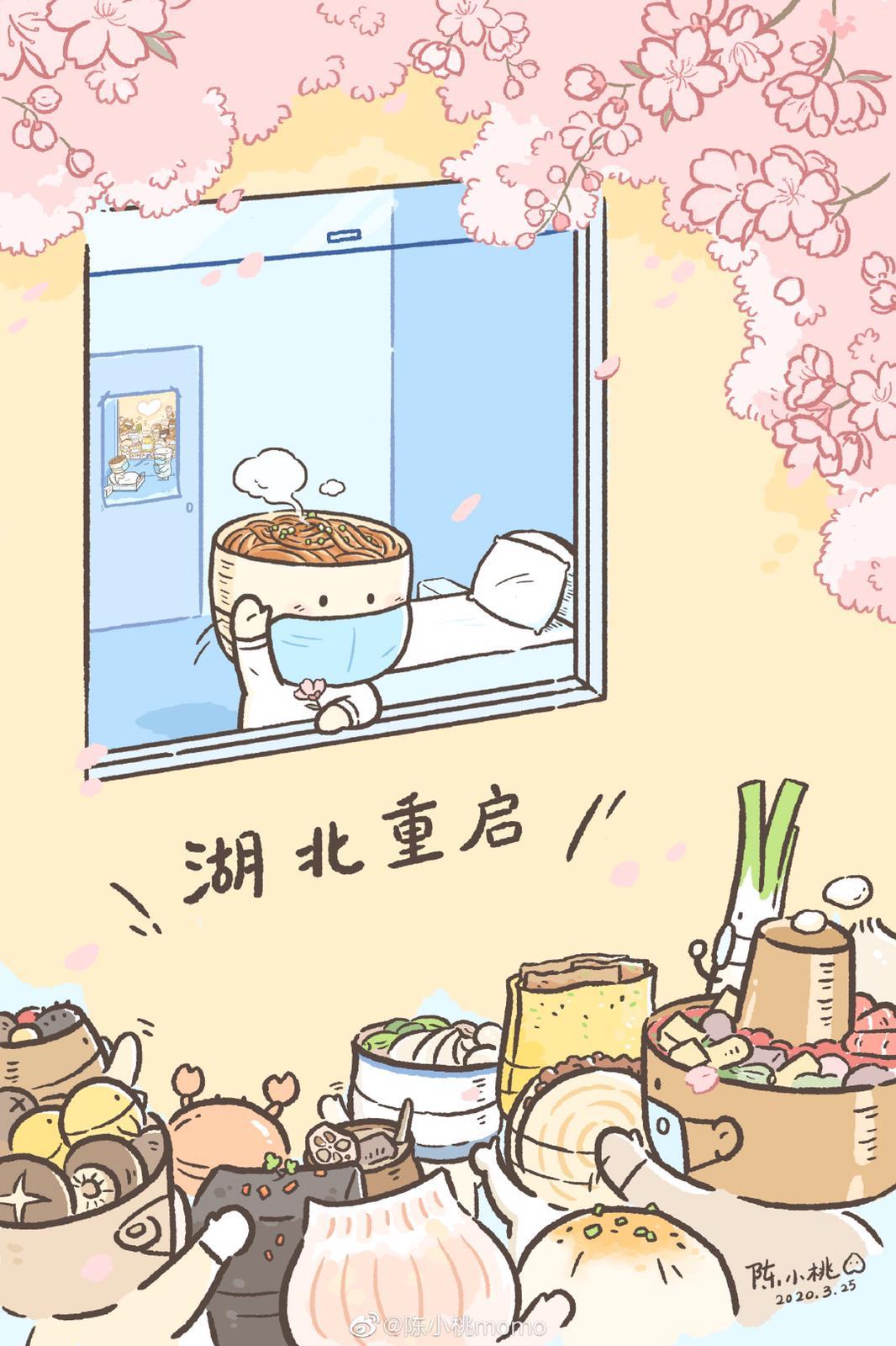 Credit: Chen Xiaotao Momo