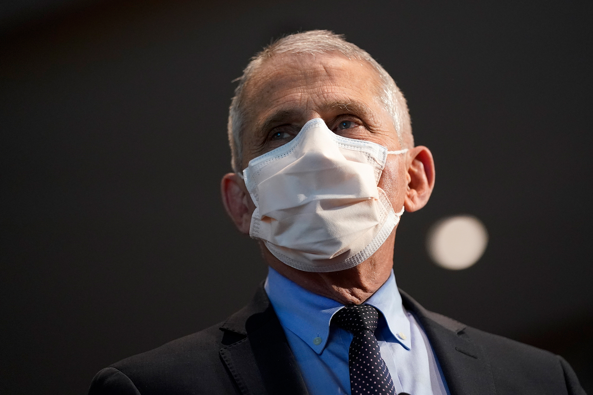 Dr. Anthony Fauci on December 22, 2020.