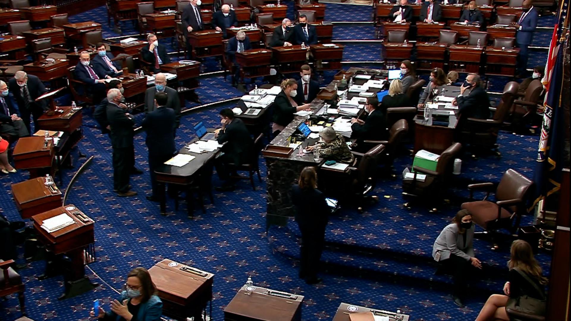 Senate TV.