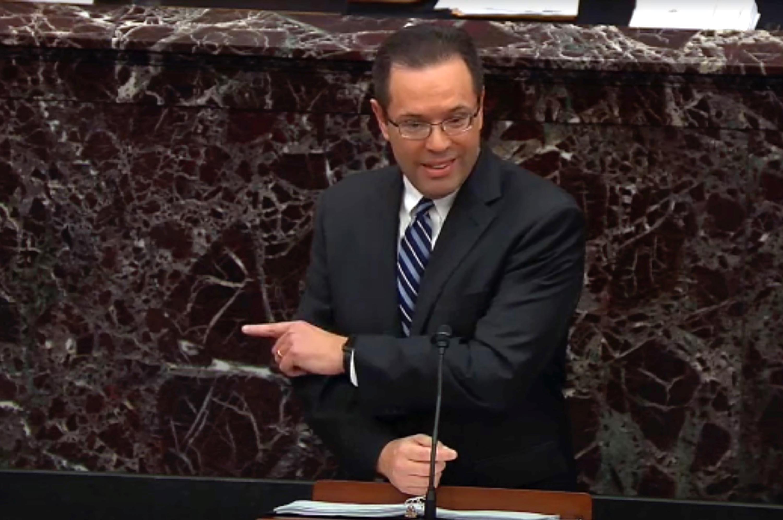 Senate TV/Getty Images