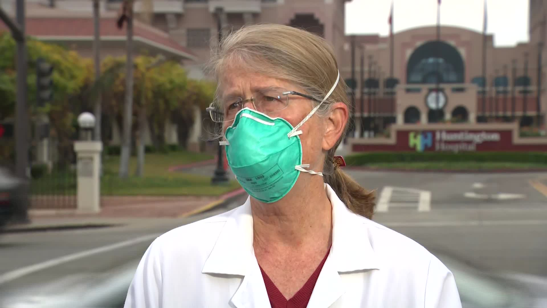 Infectious disease specialist Dr. Kimberly Shriner