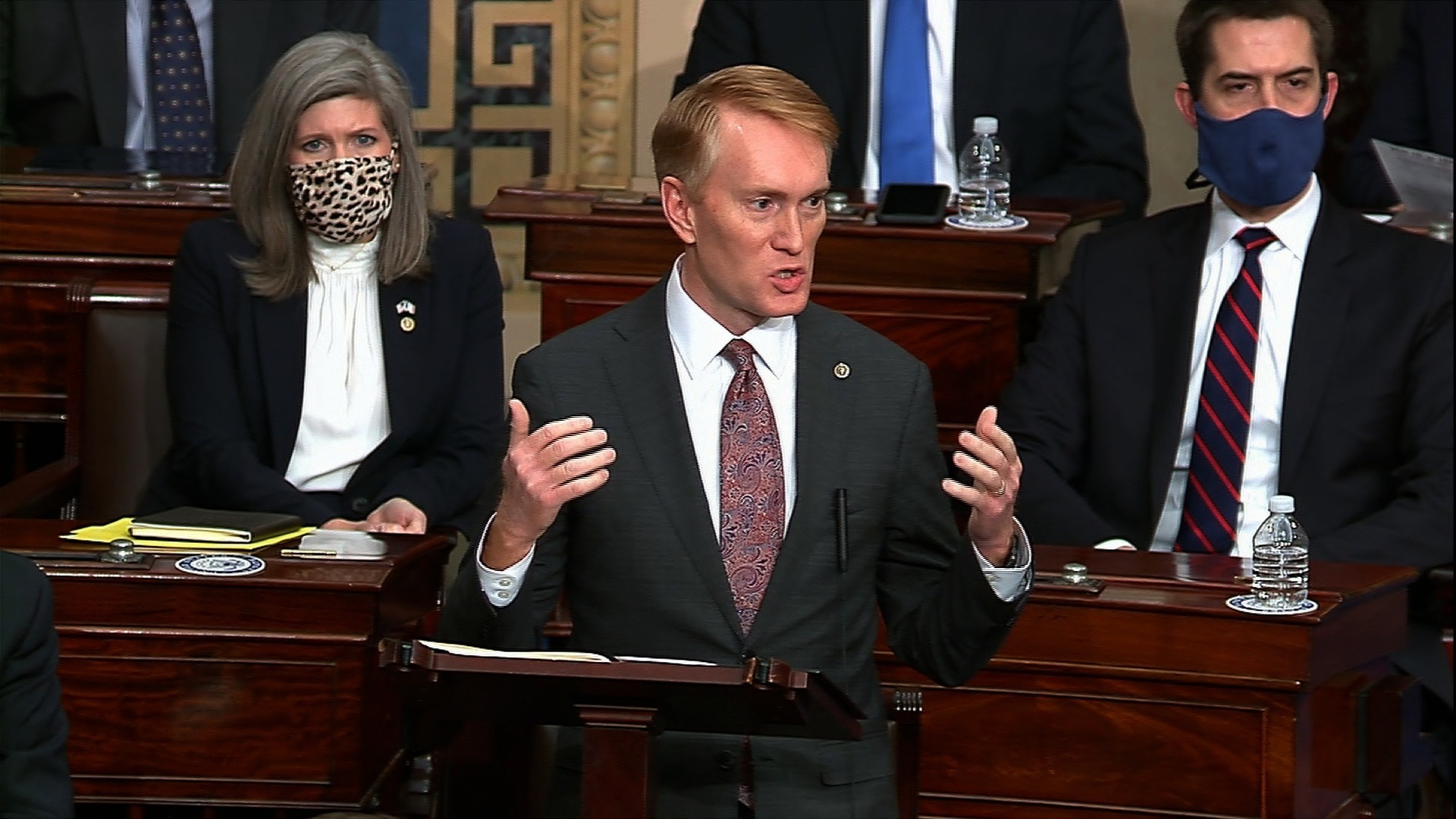 Sen. James Lankford.