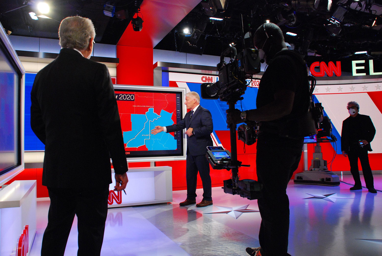 David Robinson/CNN