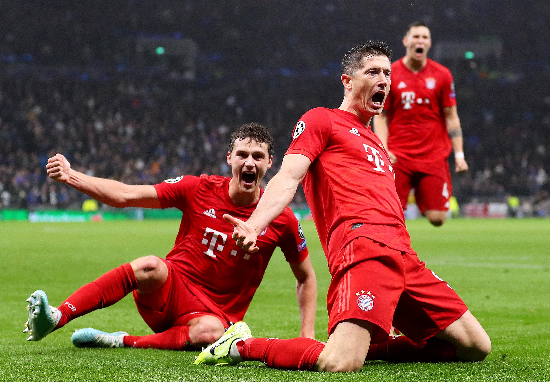 Champions League Fixtures Bayern Munich - Kizziwalob