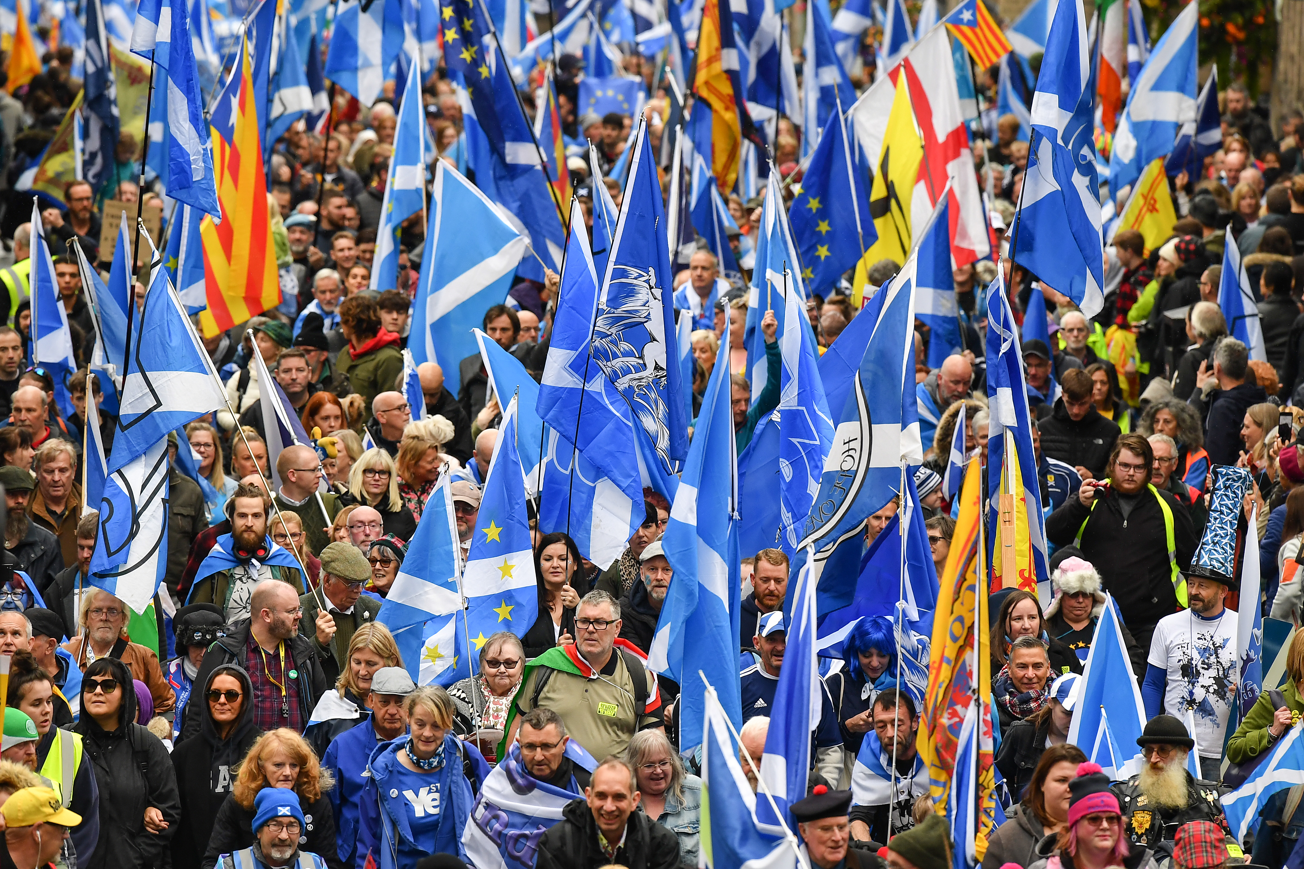 Scottish independence is once again becoming a major topic.