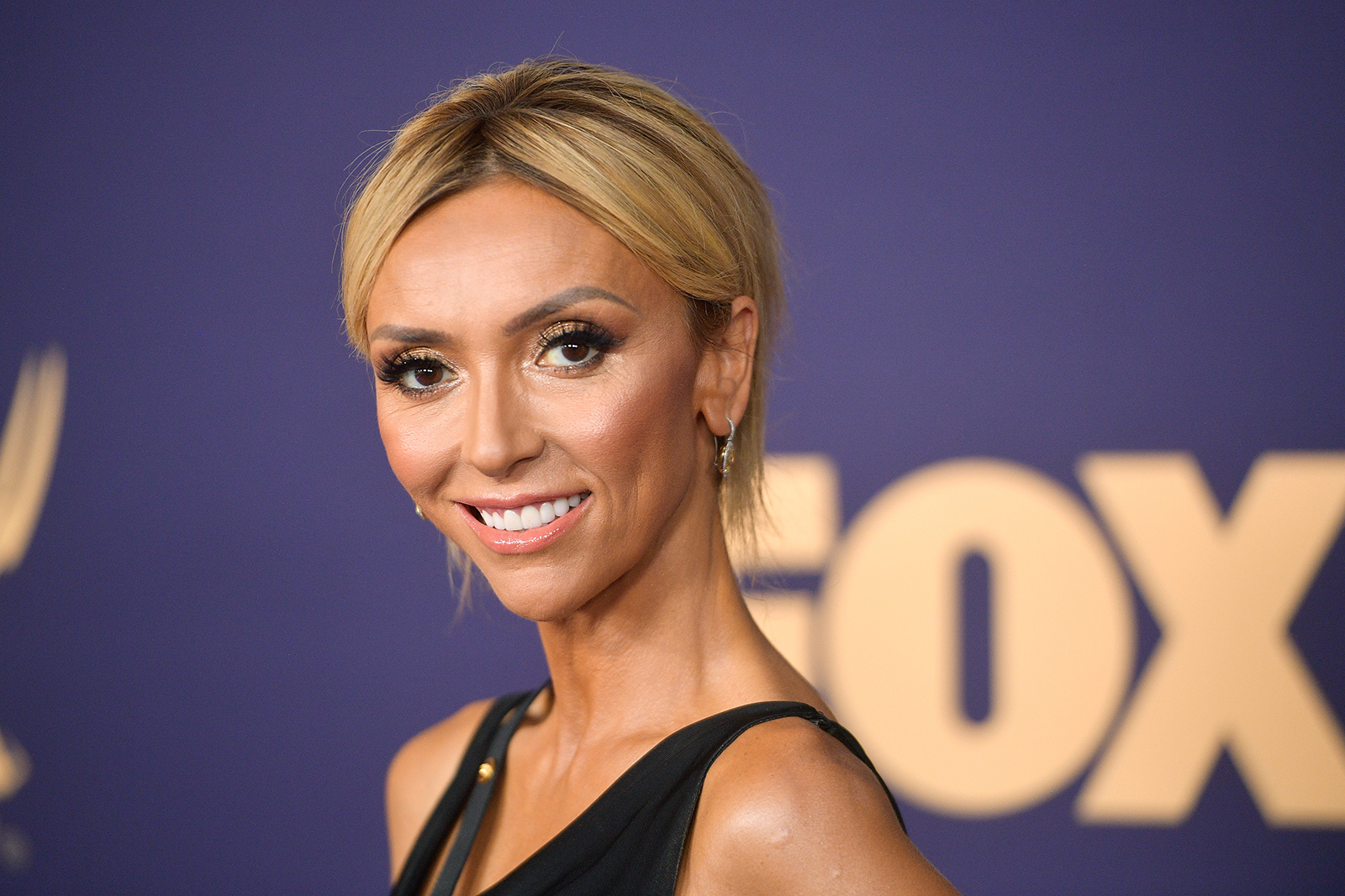 Giuliana Rancic attends the 71st Emmy Awards at Microsoft Theater on September 22, in Los Angeles.