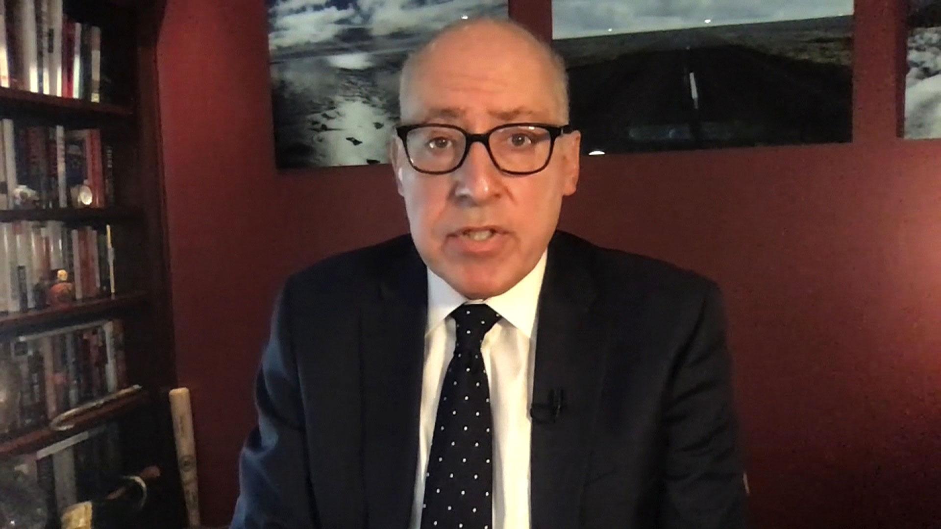 Miami Beach Mayor Dan Gelber speaks with CNN's Jim Sciutto on July 3.
