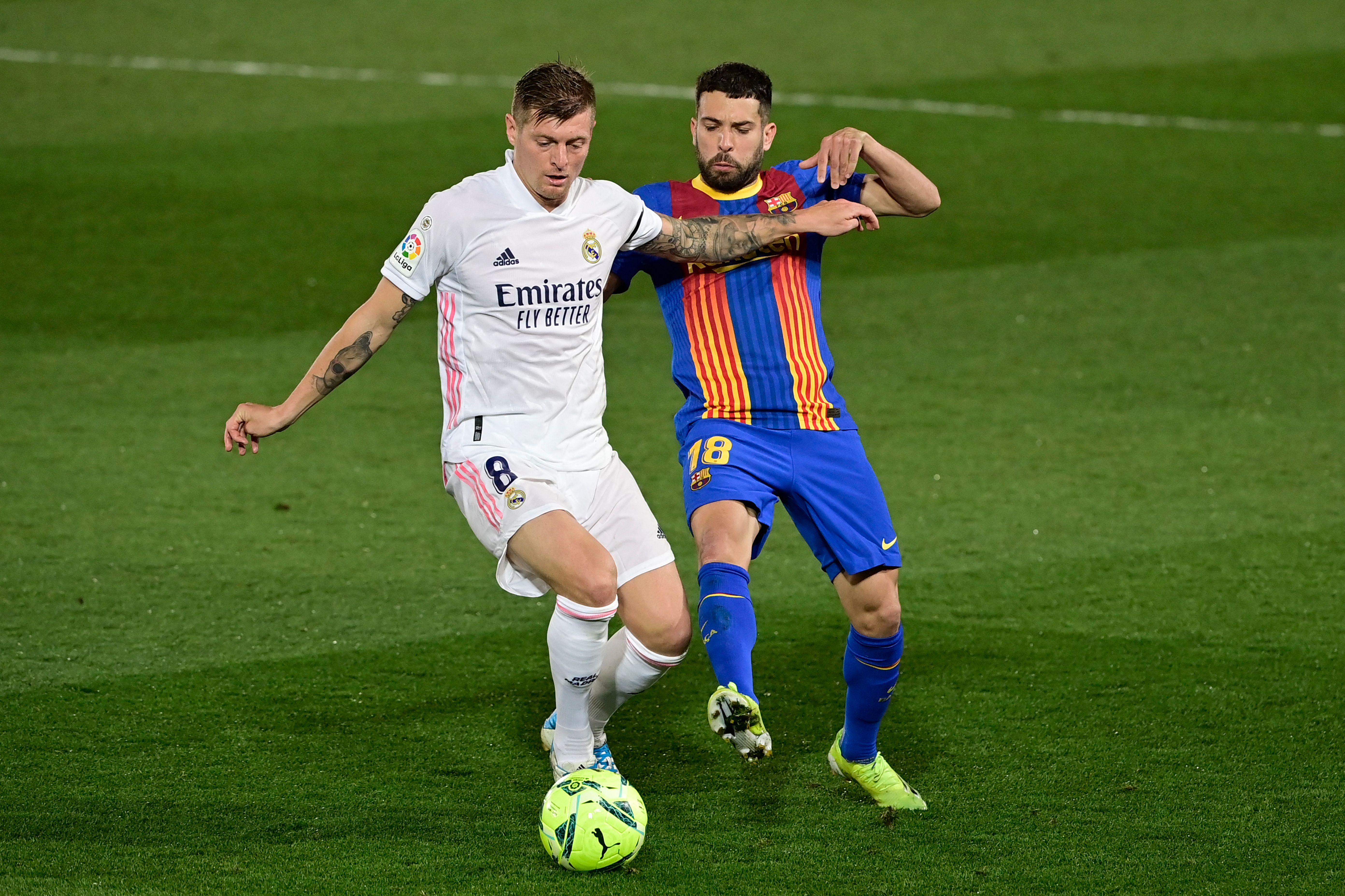 Barcelona and Real Madrid, along with Atletico, are among the Super League's 'founding members.'