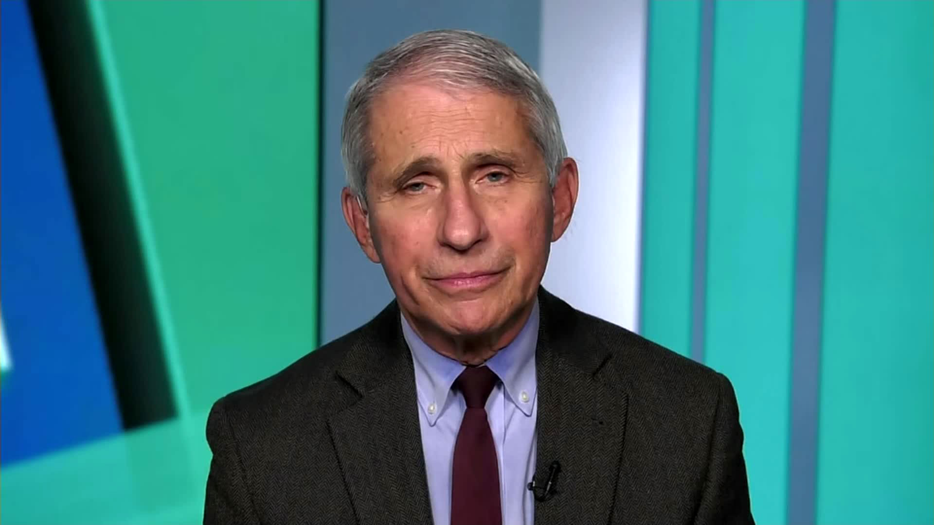 Dr. Anthony Fauci speaks with CNN on Monday, October 12.
