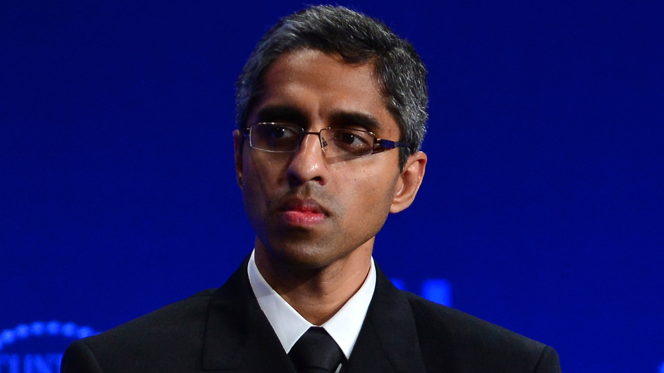 Dr. Vivek Murthy, then-surgeon general of the United States, attends an event in Miami on March 6, 2015.