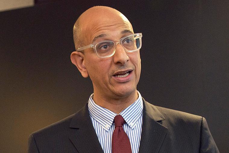 Health Secretary Mark Ghaly.