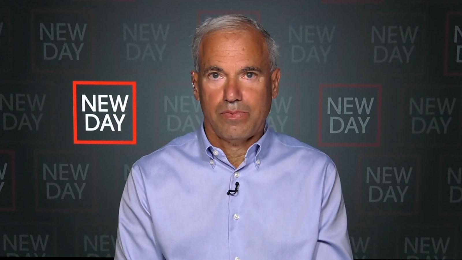 Dr. Jesse Goodman appears on CNN's New Day on September 17.