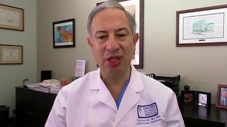 Dr. Carlos del Rio