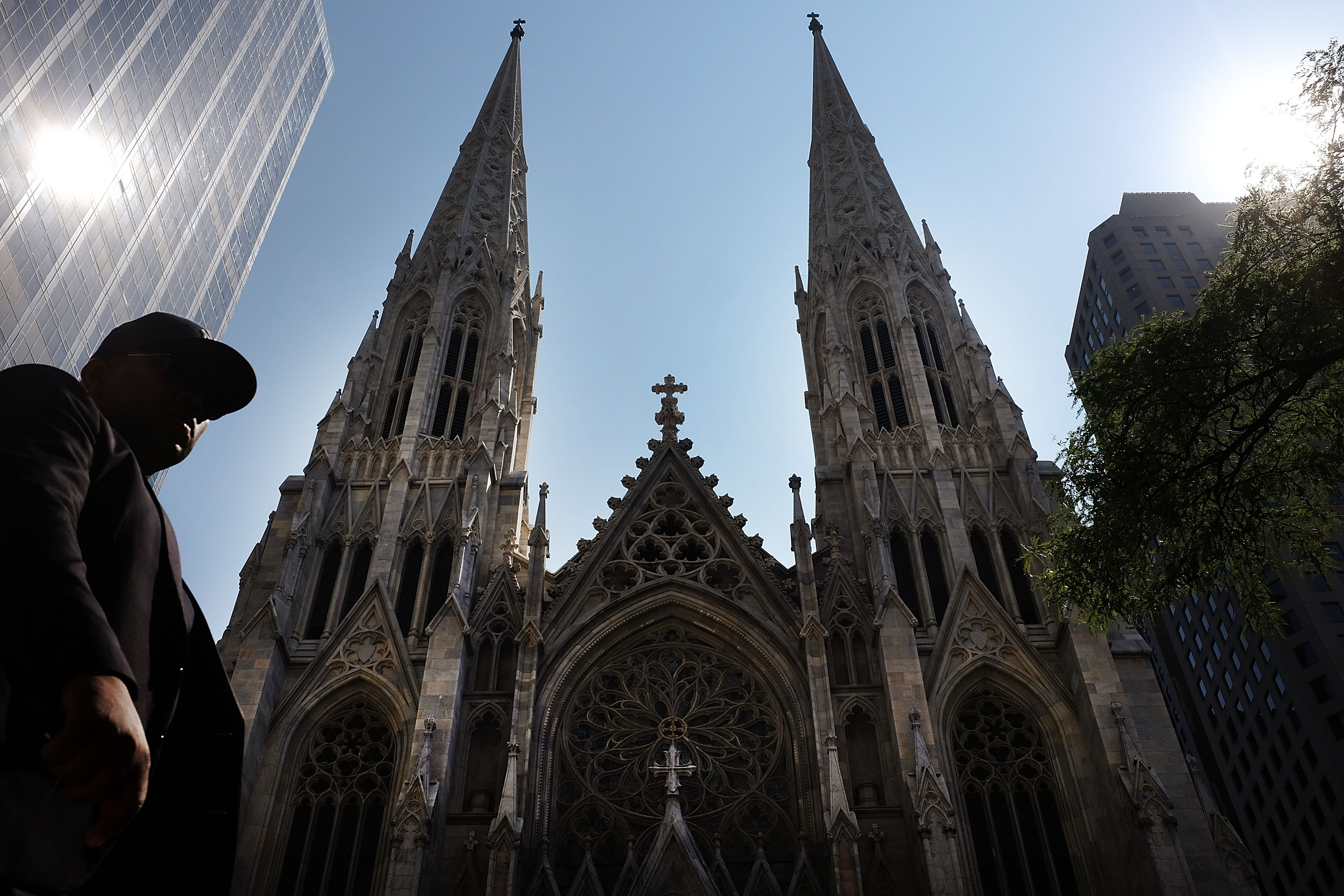 St. Patrick's Cathedral in New York in 2015.