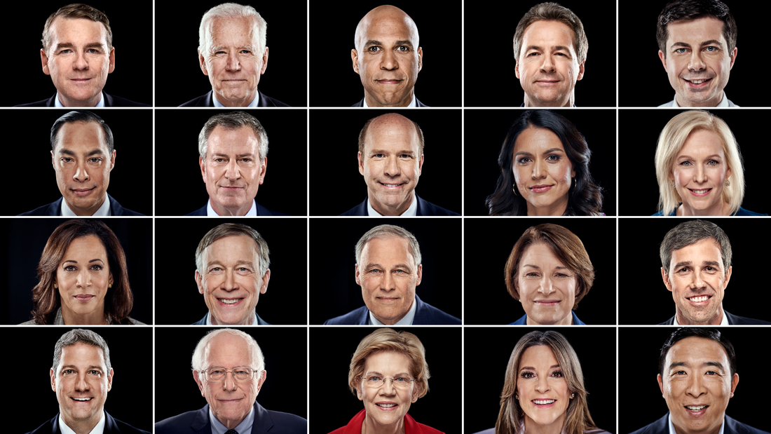 Democratic presidential debates: Biden, Harris to share stage again