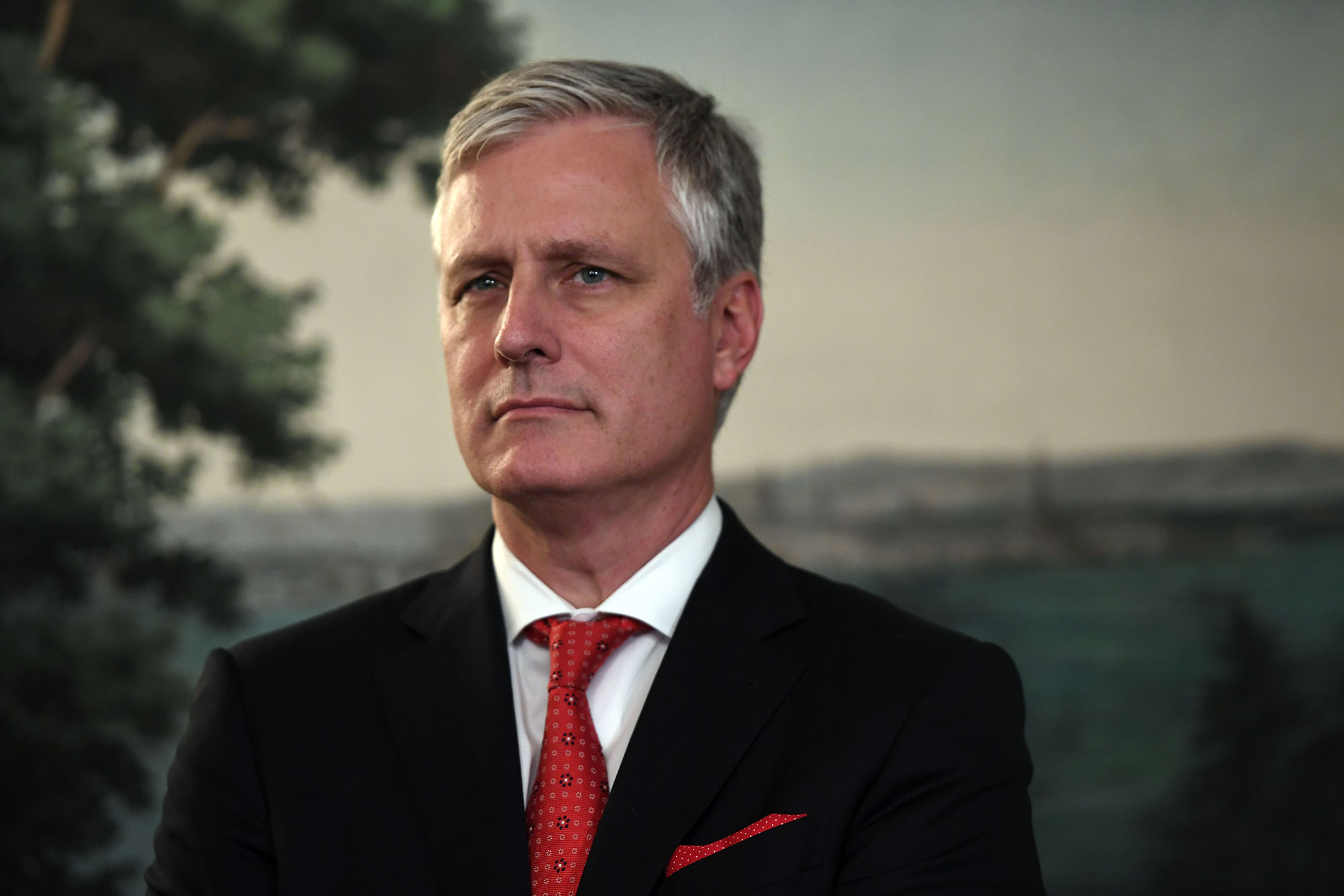 National security adviser Robert O'Brien on October 23, 2019.
