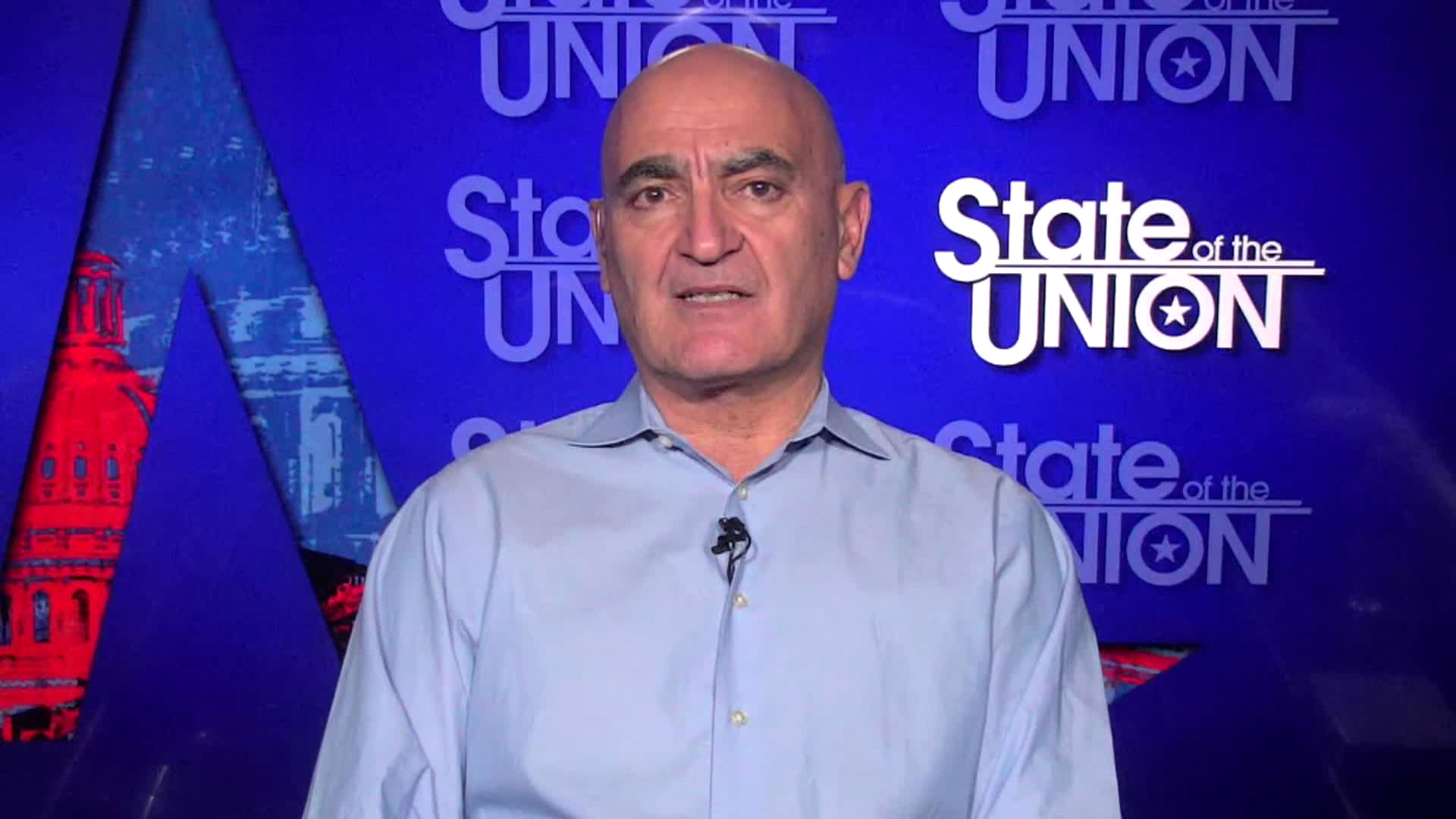 Moncef Slaoui, chief scientific advisor for Operation Warp Speed, speaks with CNN on Sunday, December 6.