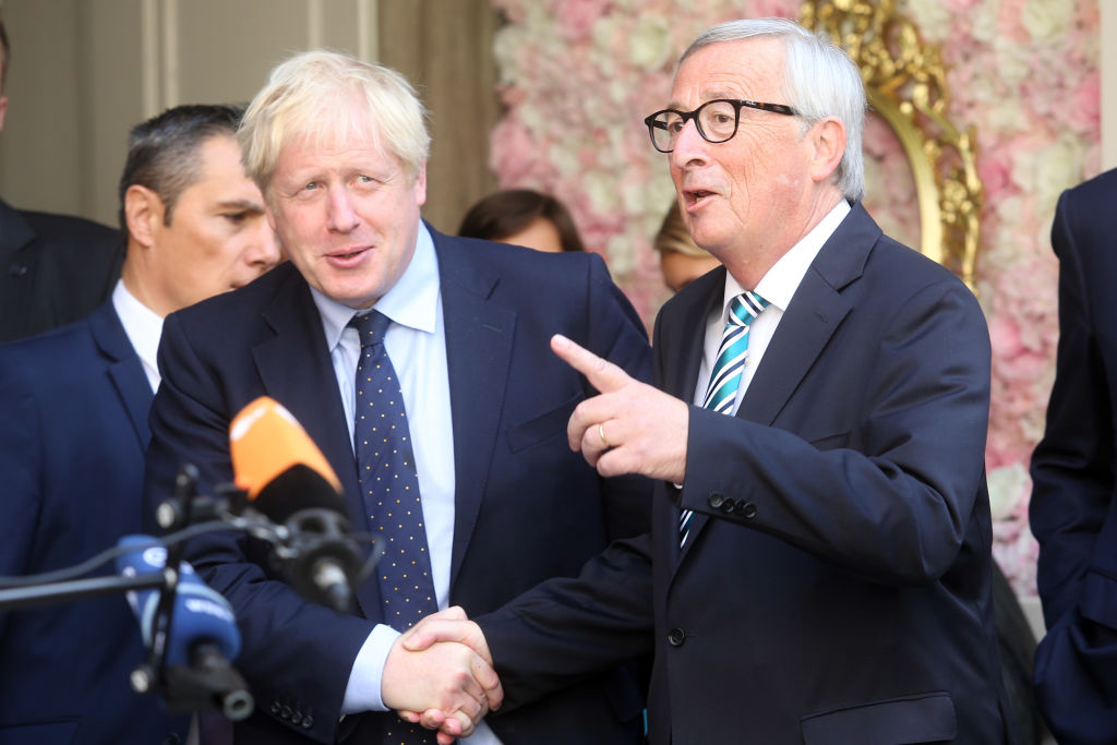 I have no emotional attachment to the backstop, says Jean-Claude Juncker