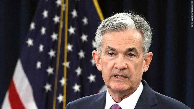 "Investors Eyeing Powell, US Consumer Inflation Data"""