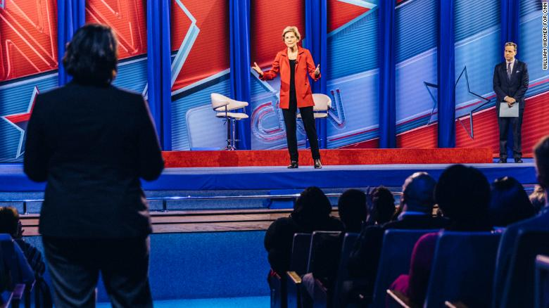 Live updates: Elizabeth Warren CNN town hall - CNNPolitics