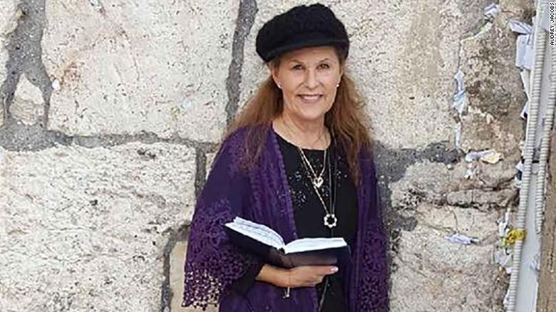 Lori Kaye was killed in a shooting at Congregation Chabad on the last day of Passover.