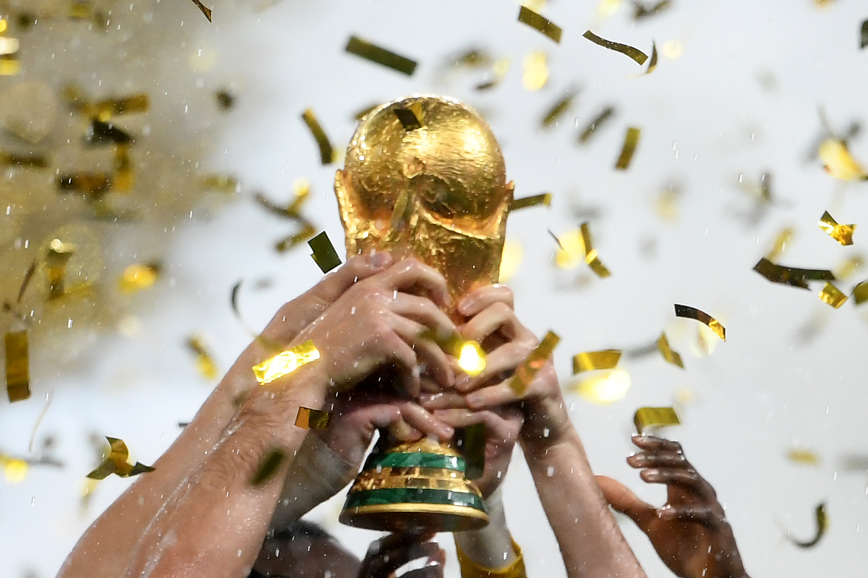 FIFA says players could be banned from competing in the World Cup.
