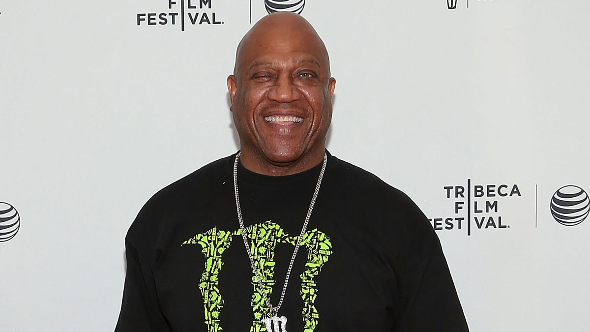 """Thomas """"Tiny"""" Lister Jr. attends the premiere of """"Sister"""" during the 2014 Tribeca Film Festival on April 25, 2014 in New York City."""