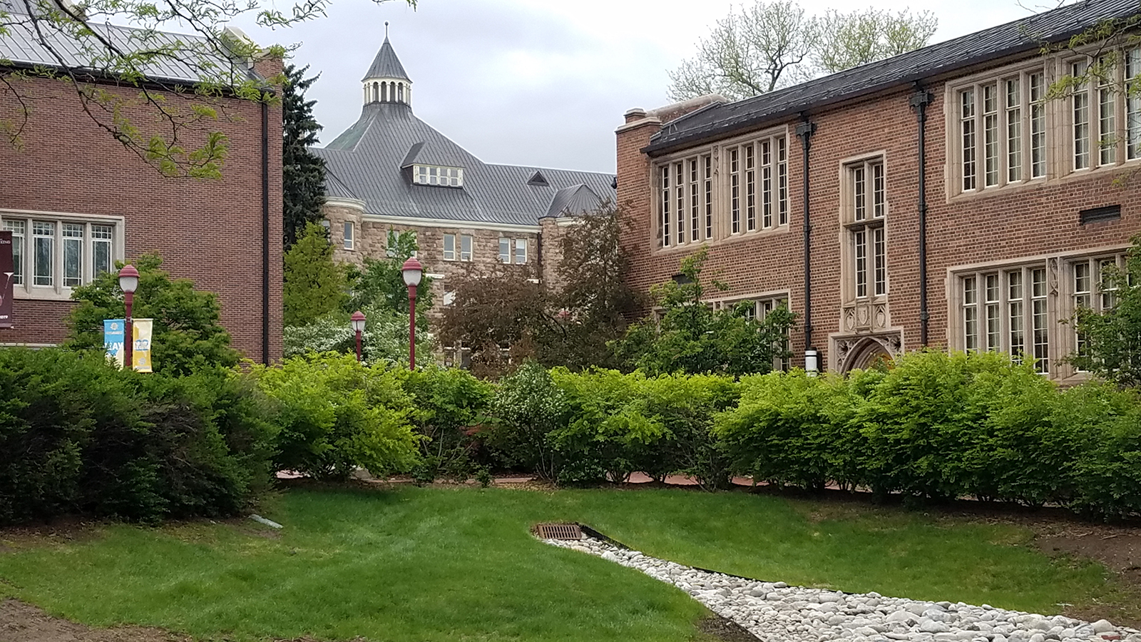 University of Denver campus.