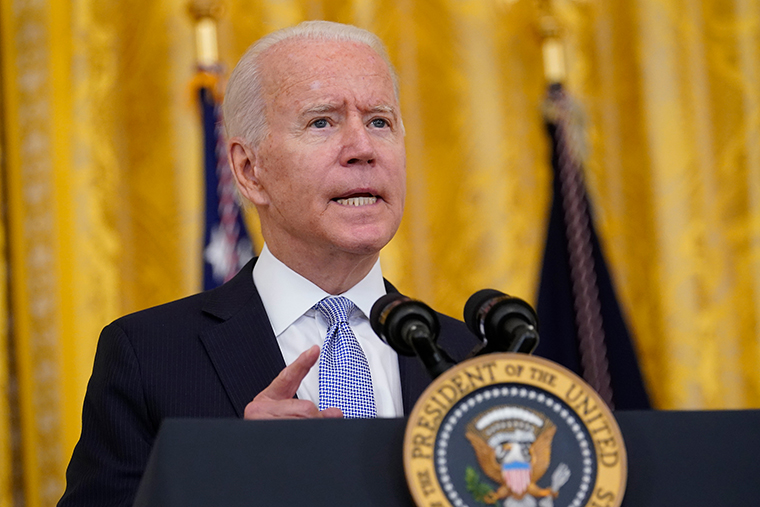 Biden: 'We can and we must open schools this fall, full-time' with proper safety measures