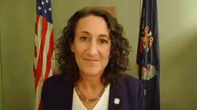 Pennsylvania Secretary of State Kathy Boockvar
