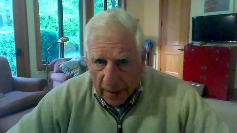 John Danforth, a member of Commission on Presidential Debates