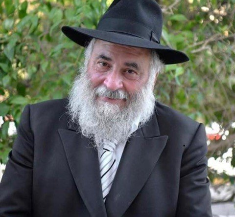 Rabbi Yisroel Goldstein of the Chabad of Poway synagogue