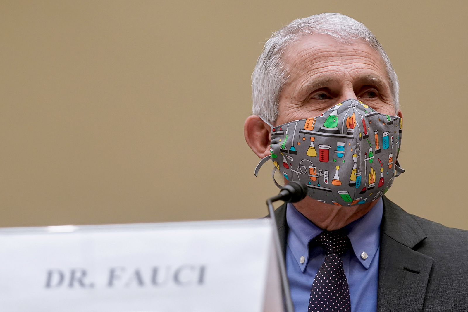 Fauci expects almost all children to be eligible for Covid vaccines by first quarter 2022 at the latest