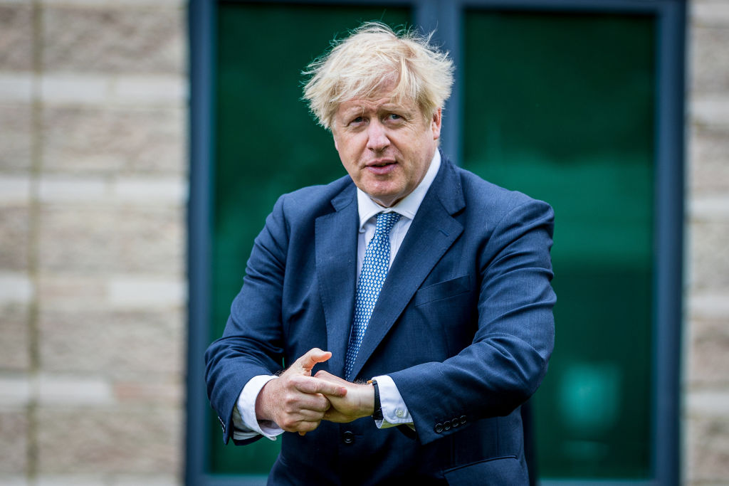 UK Prime Minster Boris Johnson made the comments in the in Mail on Sundaynewspaper.