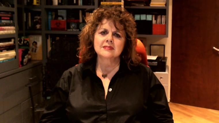 Pulitzer-prize winning journalist Laurie Garrett.
