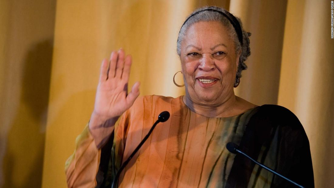 Author Toni Morrison dies at 88